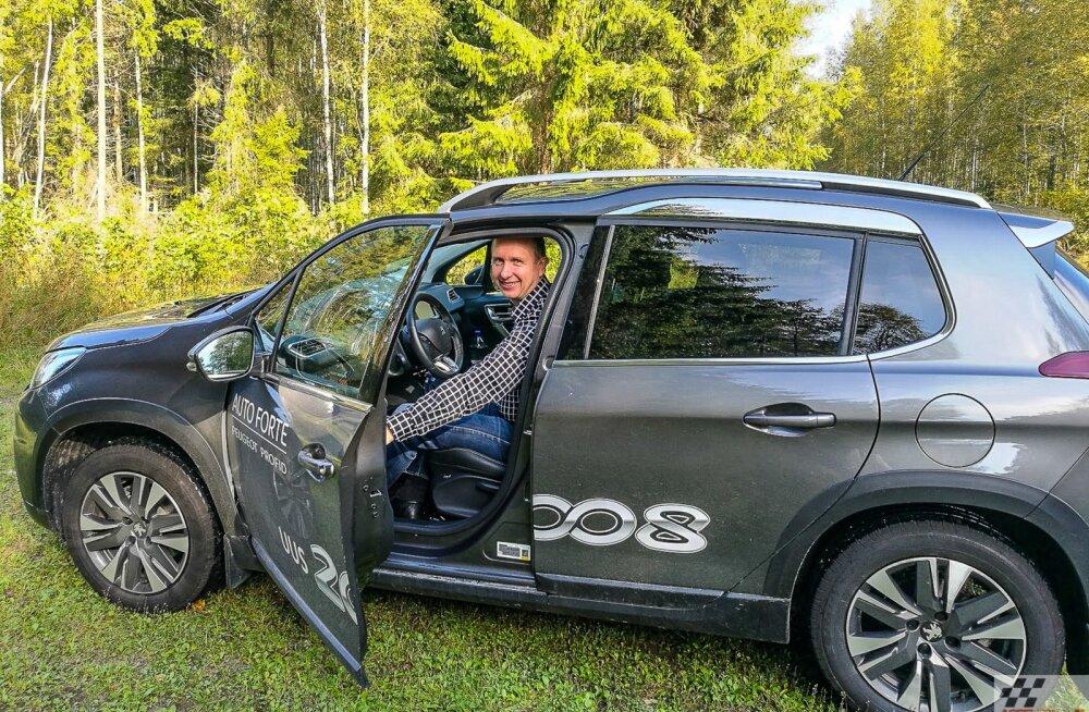 Peugeot 2008 – soliidse disainiga ja soodsa hinnaga väikemaastur