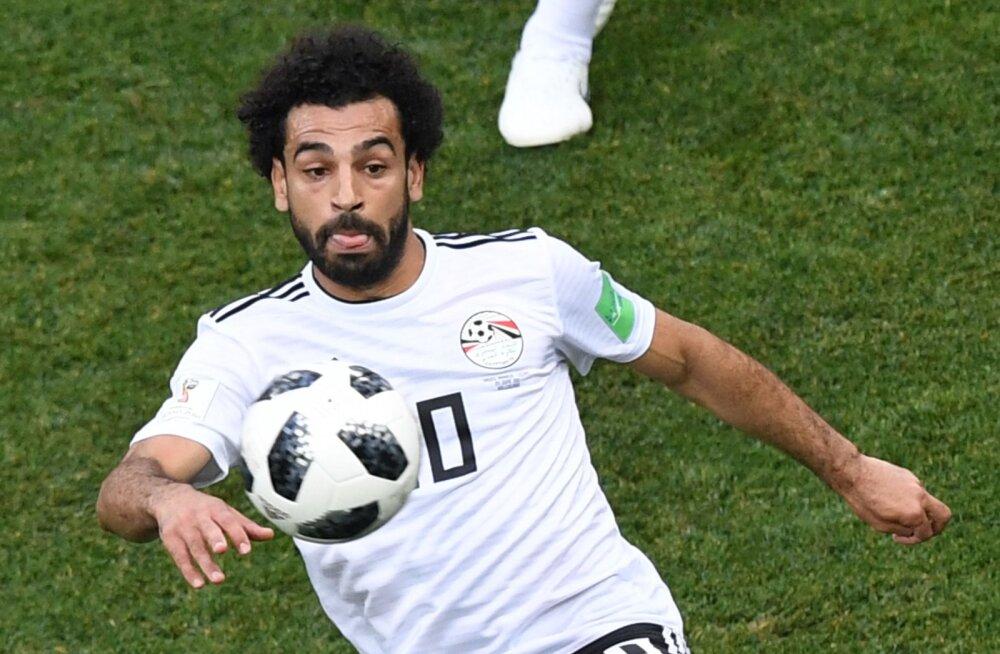 Salah sai oma tahtmise: Egiptuse koondisele palgati turvamehed