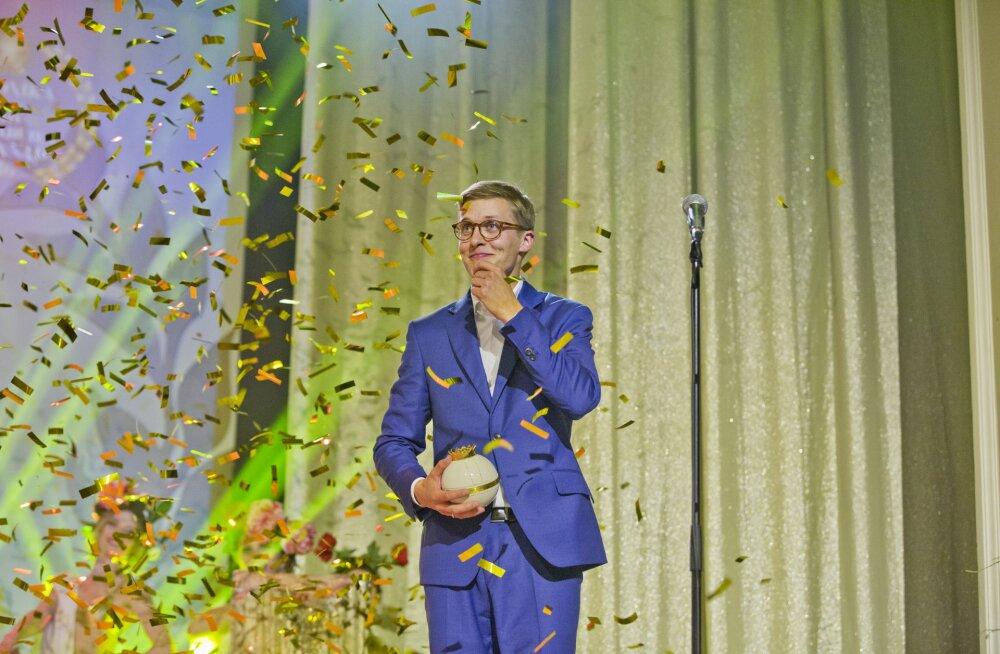 Kroonika avalikustas Eesti Meelelahutusauhinnad 2017 finalistid
