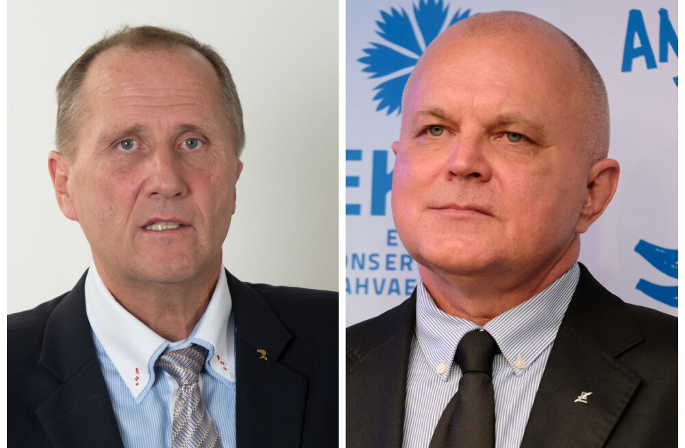 KÜMME KÜSIMUST   Mida arvavad ERR-ist tulevased nõukogu liikmed Valdo Randpere ja Urmas Reitelmann?