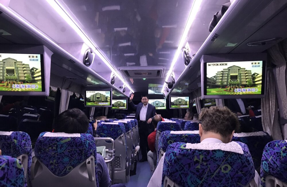 TAEVALIK TAIWAN | Vaata, mida kõike aknast näeb, kui seda riiki ratastel avastad — rääkimata sellest, mis toimub bussis sees!