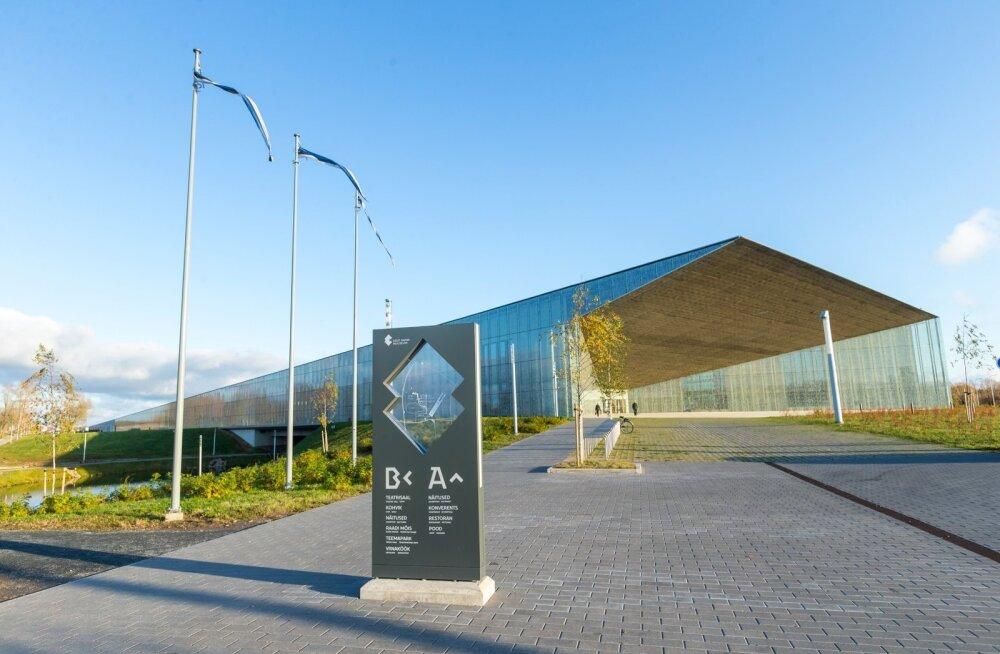 Eesti Rahva Muuseum oktoober 2017