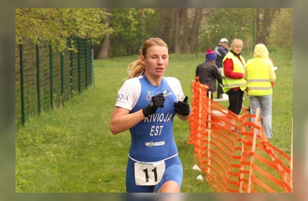 Kaidi Kivioja, duatlon, triatlon