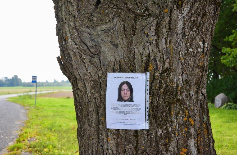 Prokuratuur esitas 30-aastasele mehele süüdistuse naise tapmises: tüli paisus salliga kägistamiseks