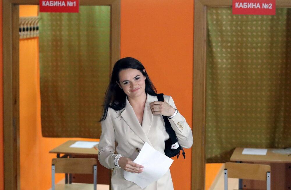 Посольство Беларуси в Эстонии: в Таллинне акций протеста не было, всех проголосовавших результаты устроили