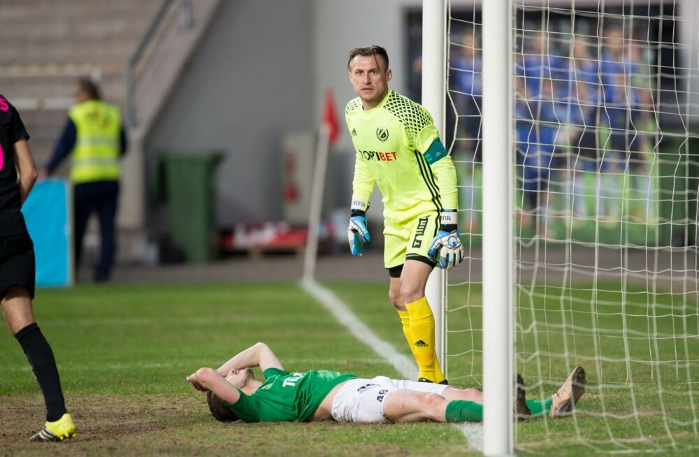 Jalgpall FC Flora vs Nõmme Kalju