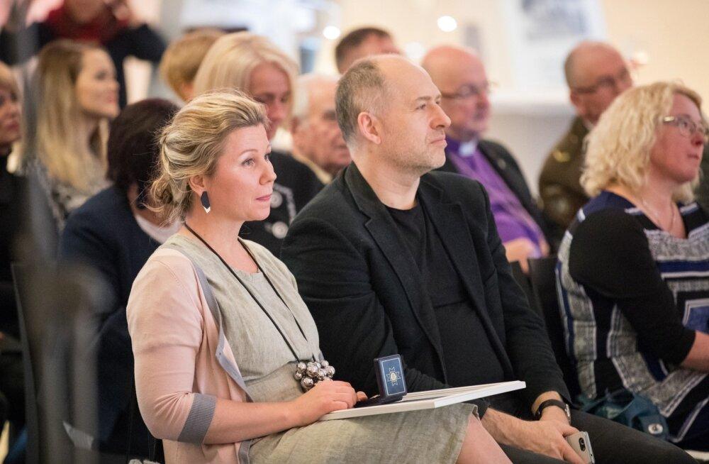 Kristiina Tõnnisson pälvis läinud aastal kodanikupäeva aumärgi.