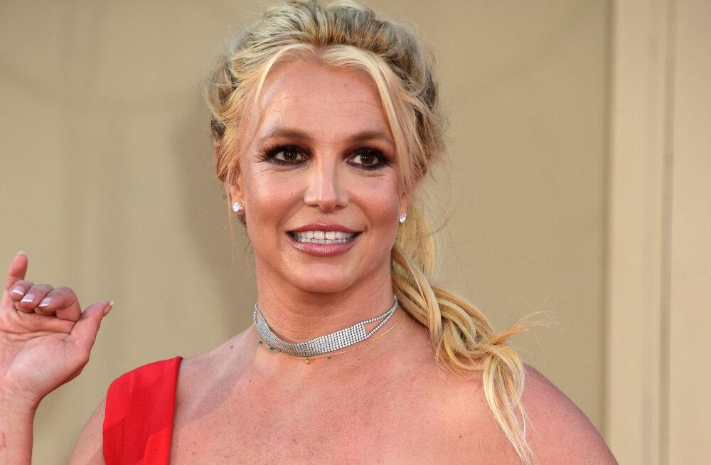 VIDEO | Britney Spears palub omapärase postitusega, et kommenteerijad vähem õelutseks: raske on tahta midagi jagada