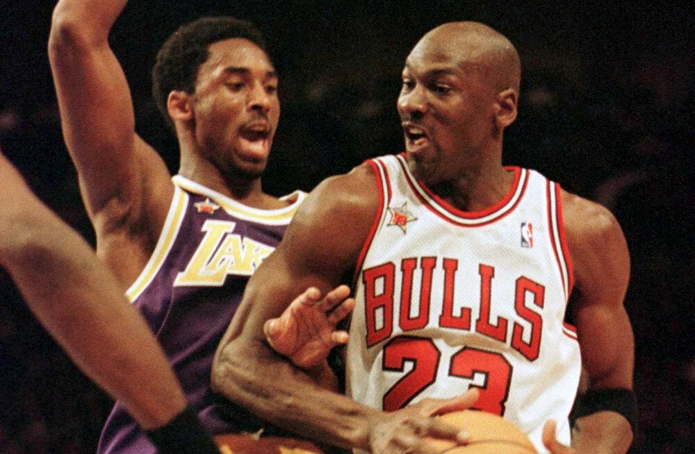 VIKTORIIN | Mis pani noore Michael Jordani nutma? 12 küsimust kõigi aegade parima korvpalluri kohta