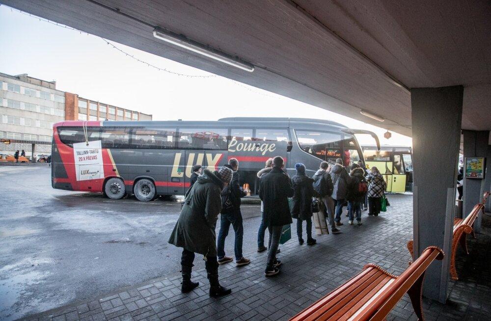 В период зимних праздников число туристов из Эстонии в Санкт-Петербург выросло на 30%