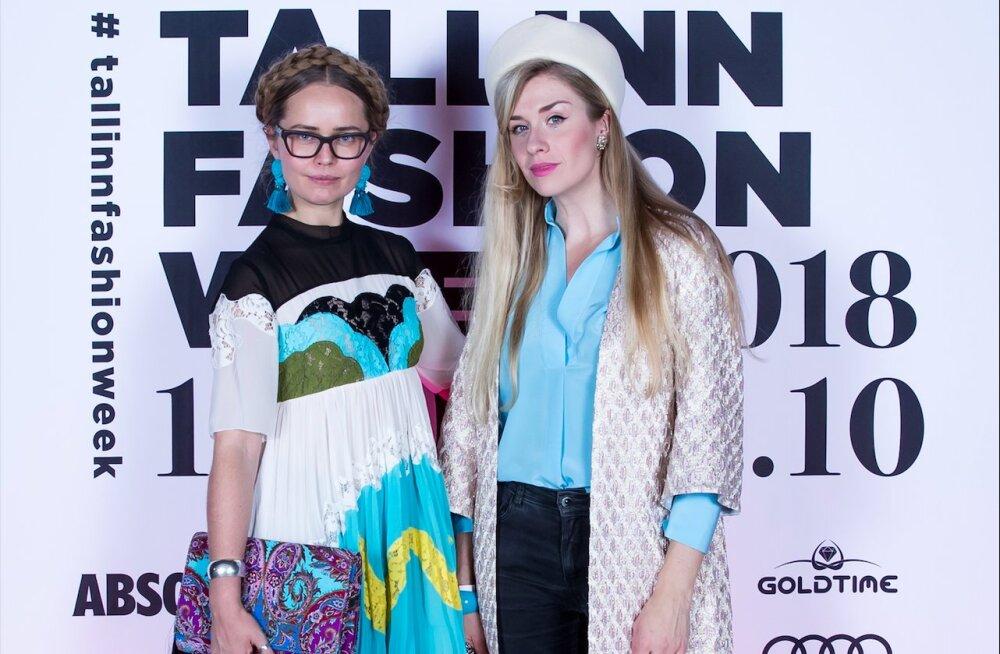 GALERII | TOP 10: Tallinn Fashion Weeki kolmanda päeva kuulsad ja kirevad külalised moepidu nautimas