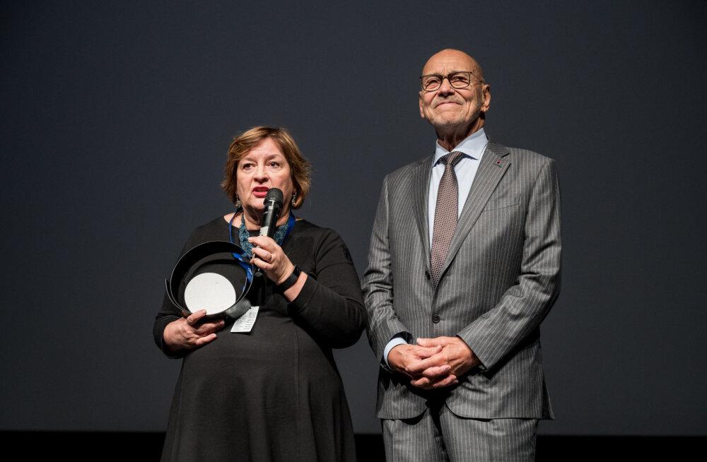 Кинофестиваль «Темные ночи» вручил Андрею Кончаловскому премию за выдающийся вклад в кинематограф
