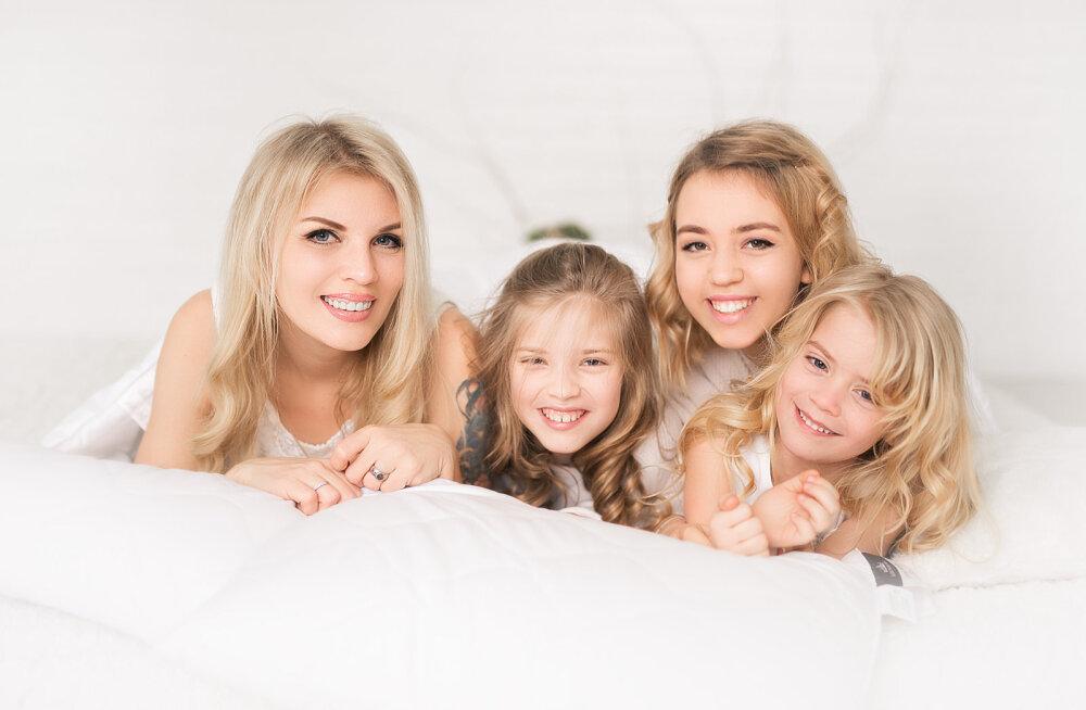 """ЛИЧНЫЙ ОПЫТ   """"Как и многие мамы, я долго отрицала особенность дочери"""". История эстонской семьи, где растет ребенок с диагнозом """"аутизм"""""""