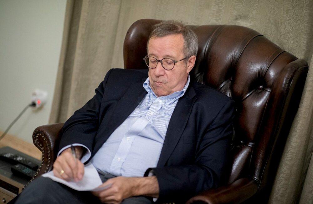 Toomas Hendrik Ilves intervjuu