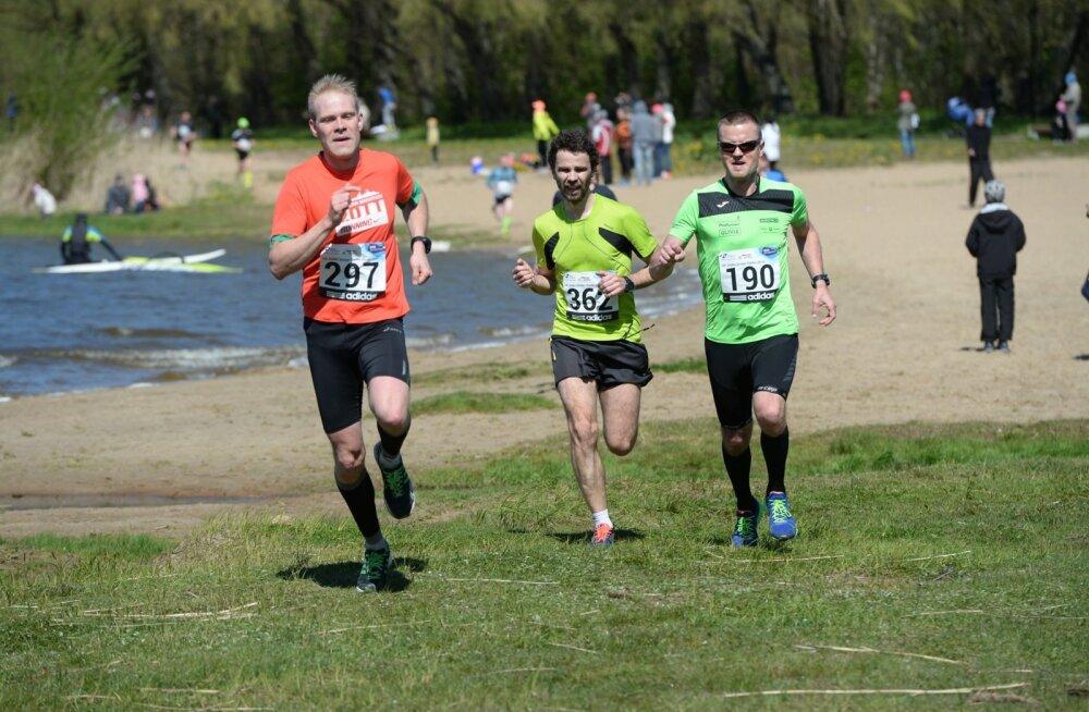 44. jooks ümber Harku järve