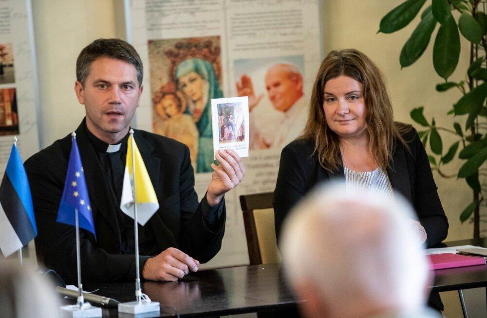 Paavsti visiidi infotund 4.09.2018