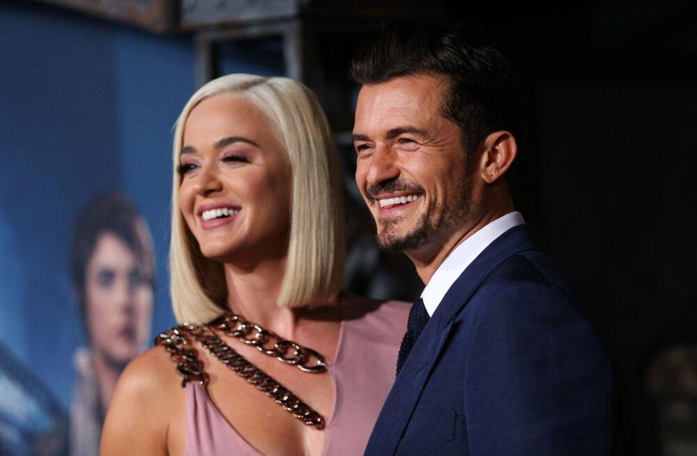 Orlando Bloom õnnelikust suhtest Katy Perryga: kihlus on palju tööd