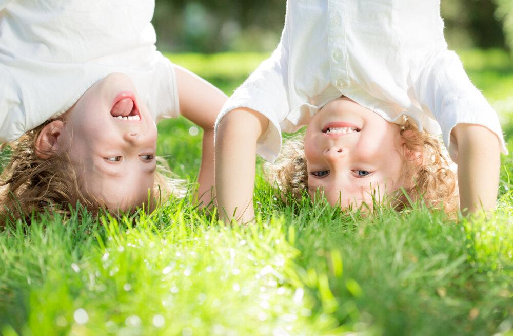 7 asja, mida võime õppida lastelt õnnelik olemise kohta