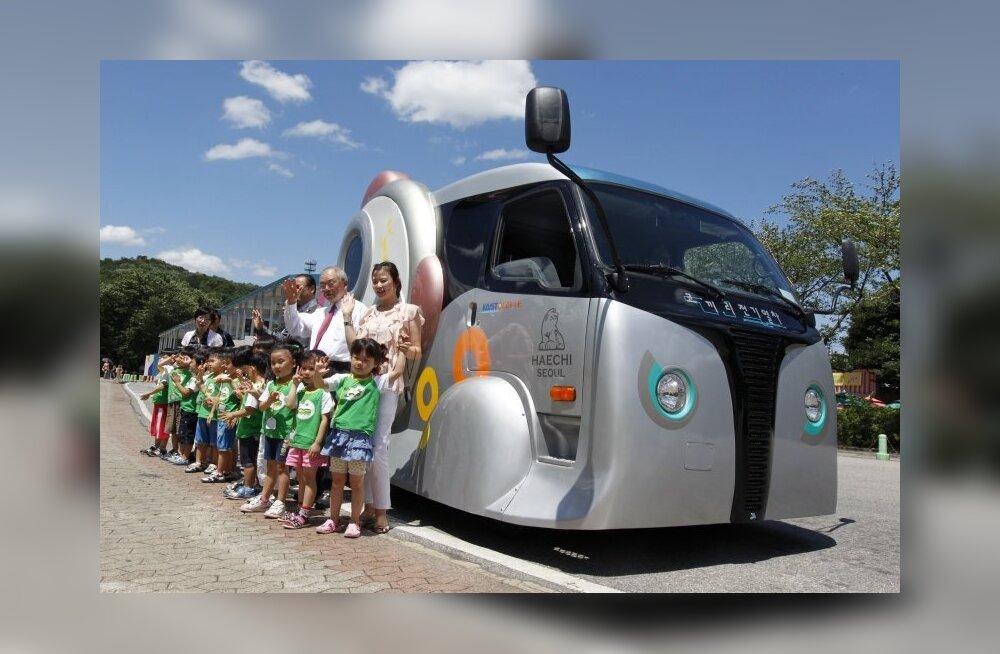Ühistranspordi tulevik: teised unistavad, Korea tegi ära!