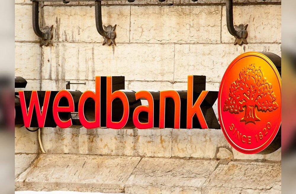 Swedbank pani uue laenuintressi riigi käekäigust sõltuma