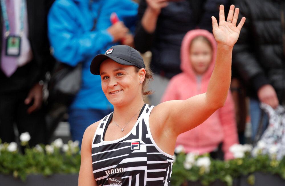 17-aastase suurüllataja teekond French Openil lõppes tasavägises poolfinaalis