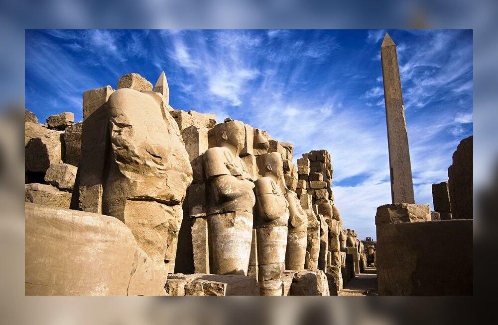 Луксор стал столицей мирового туризма-2016
