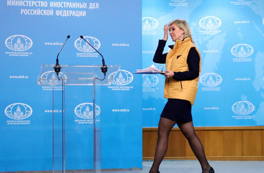 Vene välisministeeriumi esindaja kutsus EL-i andma hinnangut Eesti võimude tegevusele Sputniku vastu