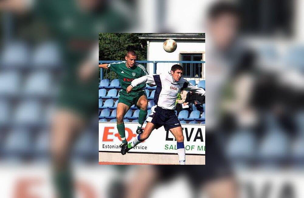Levadia-TVMK jalgpall