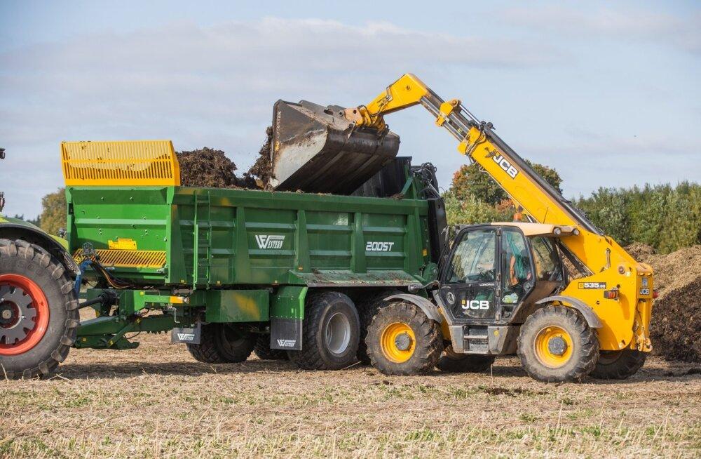 MES hakkab taas andma laenu põllumajandus- ja toiduainesektori ettevõtjatele