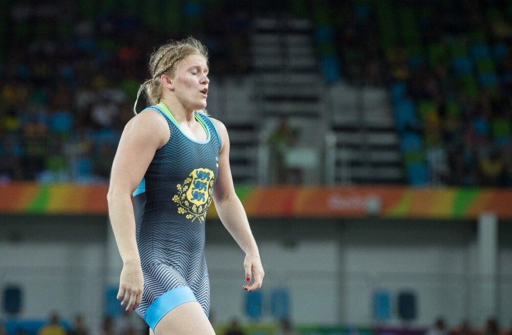 Epp Mäe Rio olümpial
