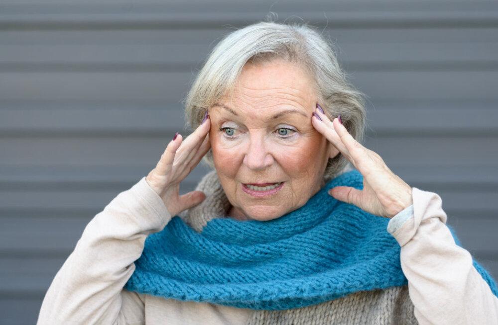 KUULA | Mälu jukerdab. On see lihtne unustamine või algav dementsus?