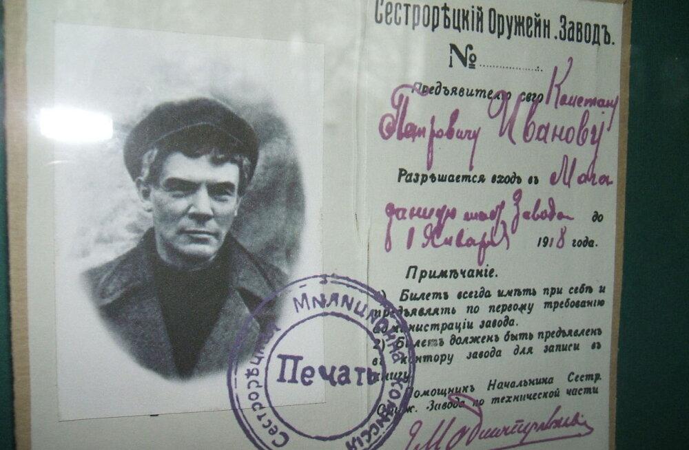 Arhiivide sügavusest: Kas tõesti varjas Lenin end 1917. aasta suvel Tallinnas Õle tänaval?