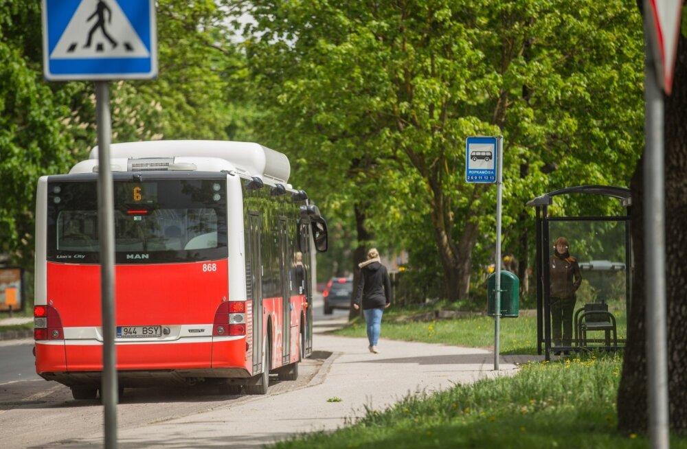 Ropkamõisa bussipeatus