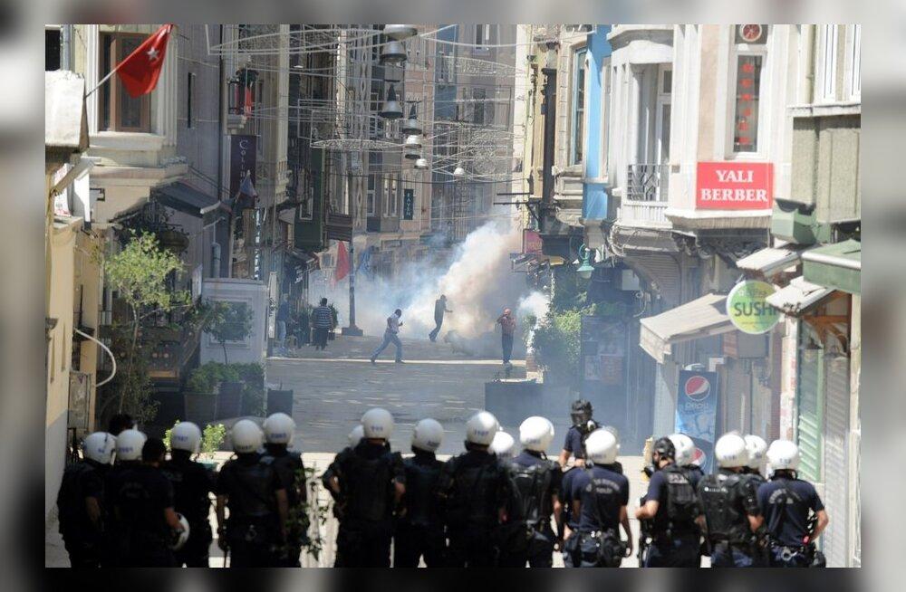 Türgi rahutused