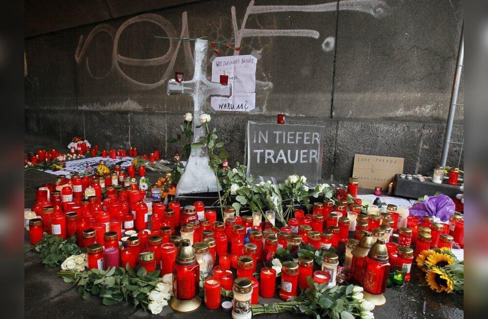 Love Parade'i katastroofi ohvrite arv tõusis 20-ni