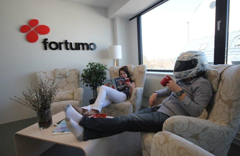 """Fotovõistlus """"Ägedaim kontor"""". Team Fortumo"""