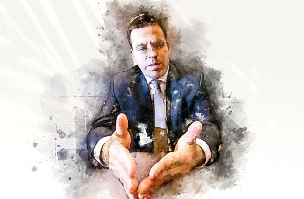 Самый тяжелый день Юри Ратаса: если бы все пошло иначе, мы жили бы в другой Эстонии