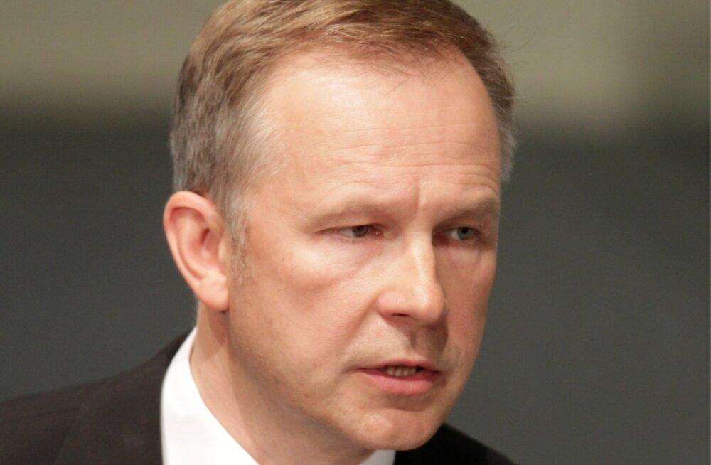 Läti finantsturukomisjoni juht: väited keskpanga presidendi välja pressitud altkäemaksu kohta ei vasta tõele