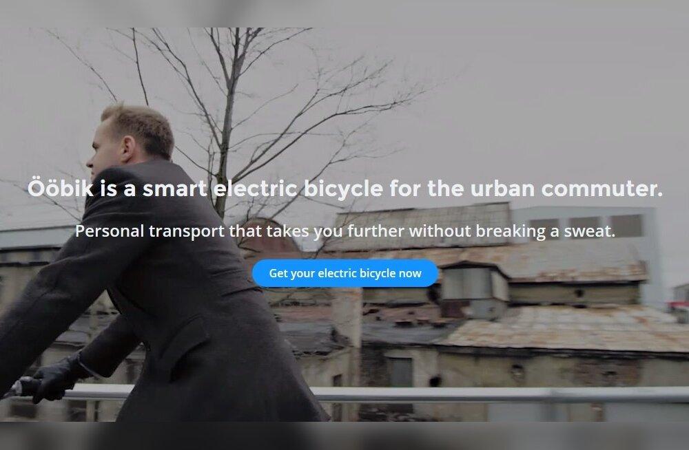 8. detsembri Tehnikaminutid: elektrijalgratas Ööbik ja Mark Zuckerbergi heategevus