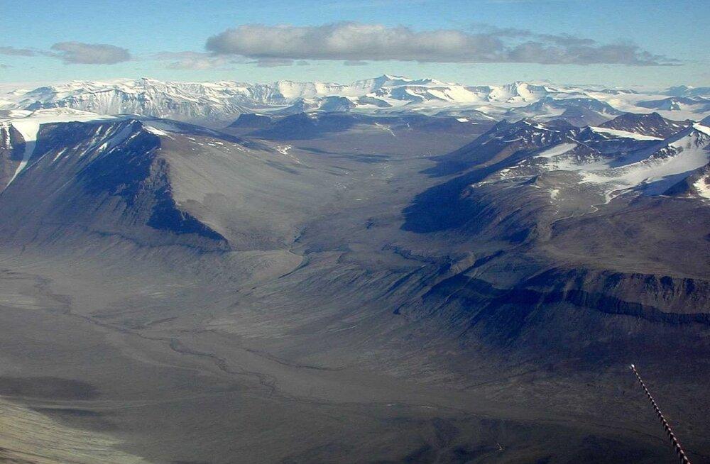 Maailma kõige kuivemas paigas pole midagi sadanud juba kaks miljonit aastat, ja selle asukoht on üllatav