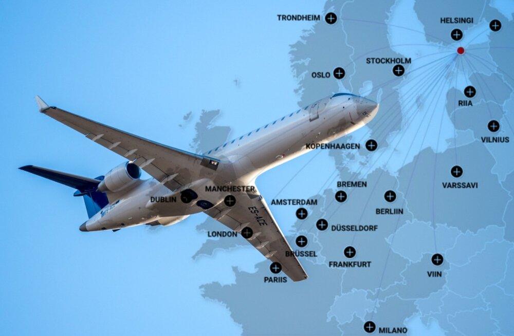 Еврокомиссия приняла новую авиационную стратегию