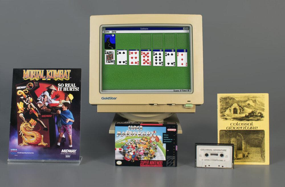 Legendaarne kaardimäng arvati videomängude kuulsuste halli
