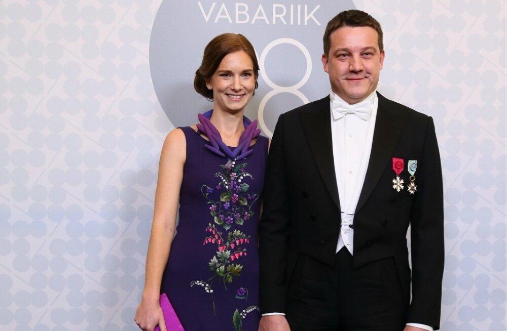 Sten Tamkivi, Ede  Schank Tamkivi