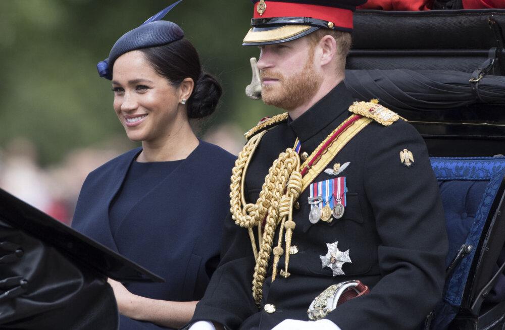 Meghani vimm või karmid reeglid? Tõeline põhjus, miks prints Harry poeg ei osalenud tähtsal kuninglikul üritusel