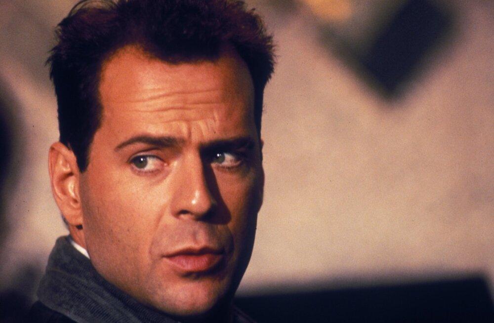"""Valmimisjärgus olev """"Visa hinge"""" kuues osa suundub John McClane'i minevikku"""