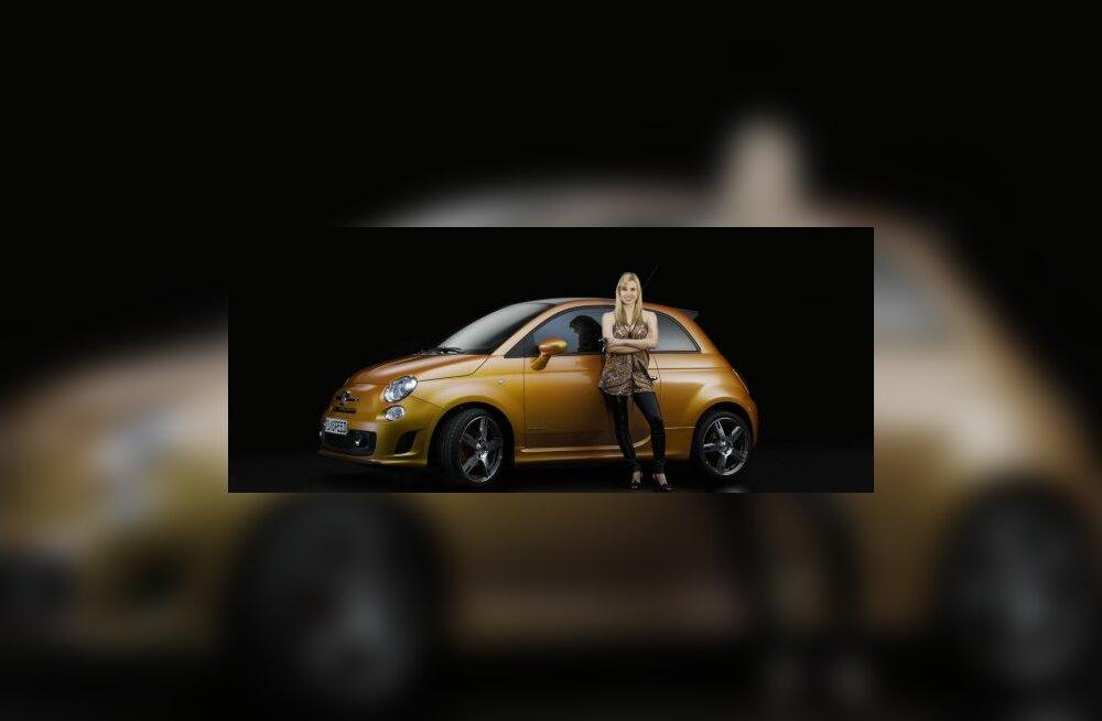 Rinspeed annab Fiat 500le kaks iseloomu