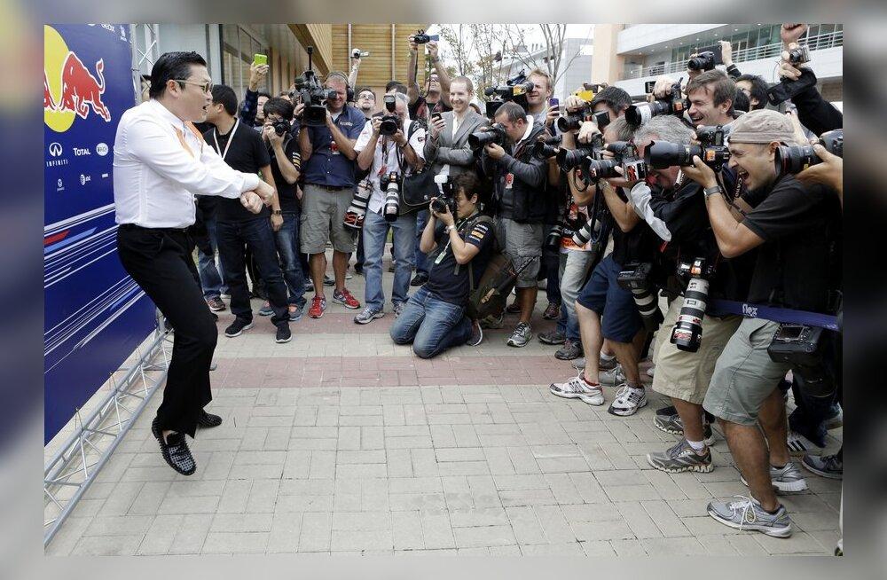 "VIDEOD: TOP 10 ""Gangnam Style"" paroodiat, mis rokivad"