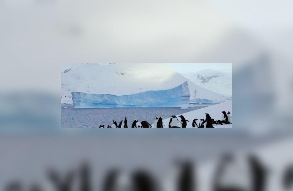 Antarktika lagunemine võib mõjutada Maa pöörlemist