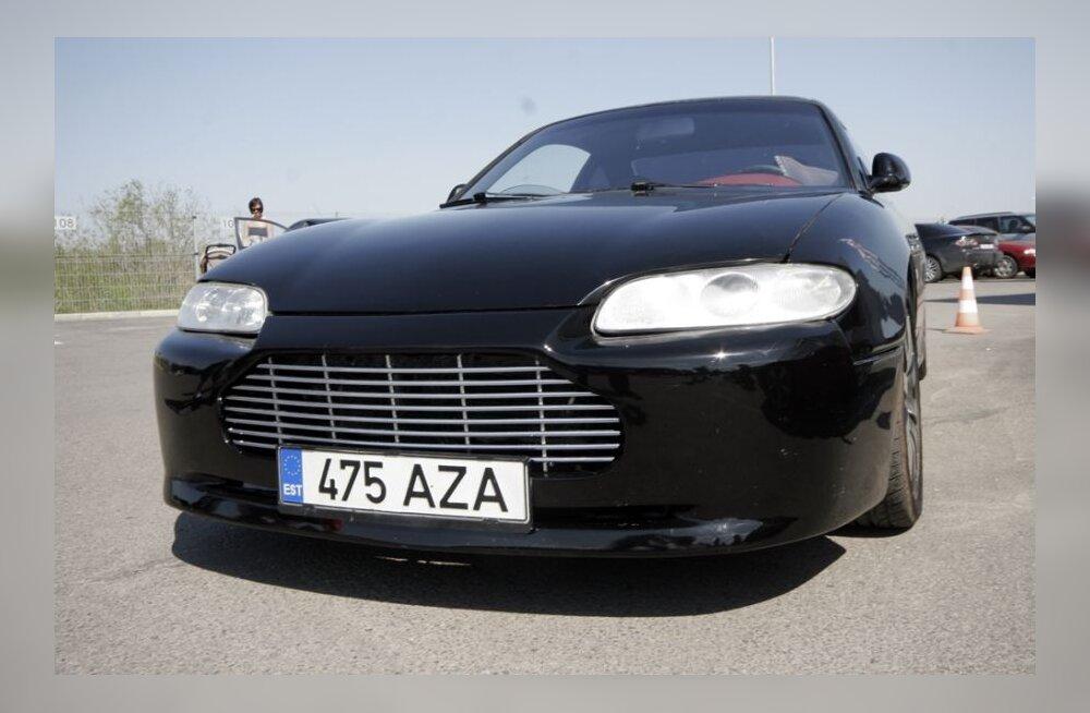 Mõne Mazda huulil oli hoopis briti noot . Oleks ju nagu Aston Martin?