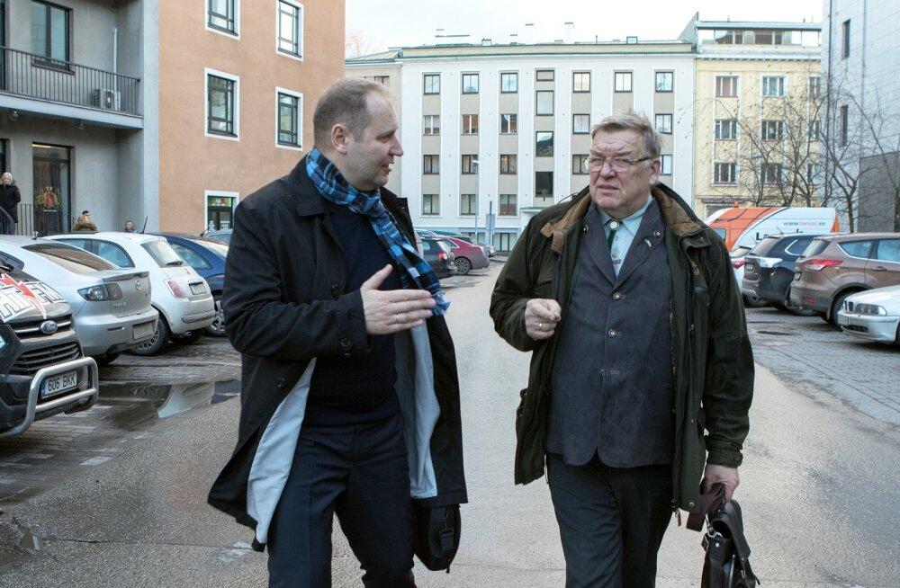 Urmas Kruuse: valitsus sööb mahepõllumeestele antud lubadusi